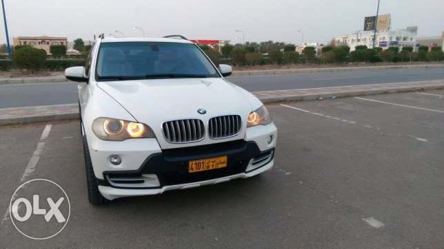 BMW X5 model 2007 for argent sale عبري -  2