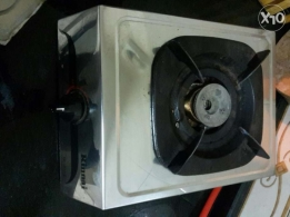 Expat leaving Oman and would like to sell cylinder and gas stove