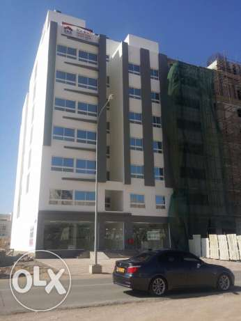 6 story building for rent in Bowshar for one client only