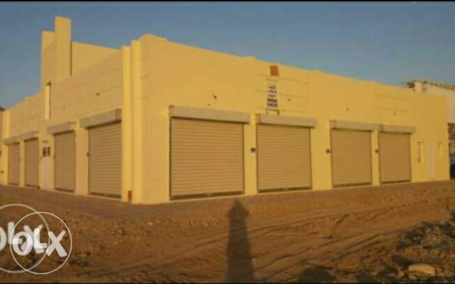 New Shops for rent behind Toyota service centre Al Amrat. مسقط -  1