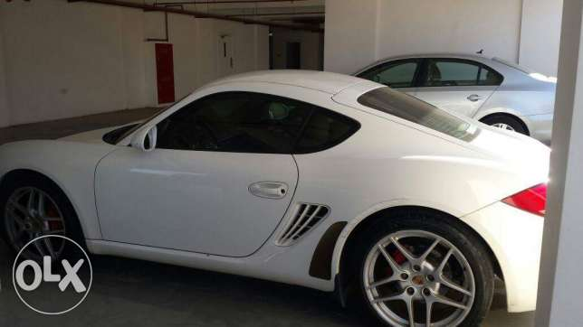 Cayman S with warranty مسقط -  1