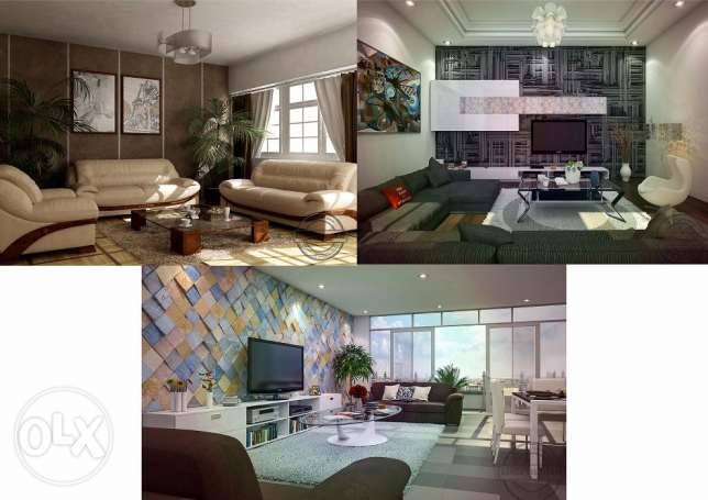 3D Visualizer (Exterior & Interior Design) مسقط -  6