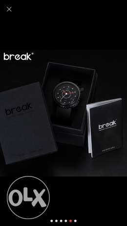 Break Racing Sports Watch
