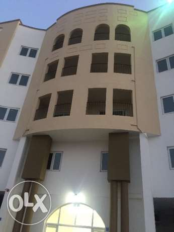 Brand new 2 BHK flat in al Ansab with nice view and balcony..