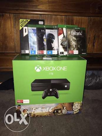 New Microsoft Xbox One for sale