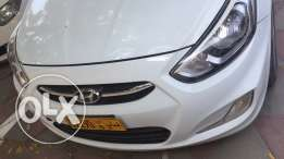 Hyundai Accent for urgent sale 2013 model