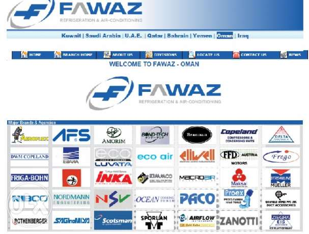 Fawaz Ref & AirCon. looking for Sales Mech Engr and Outdoor Salesman