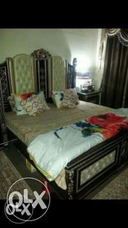 King size Bedroom set and dining table