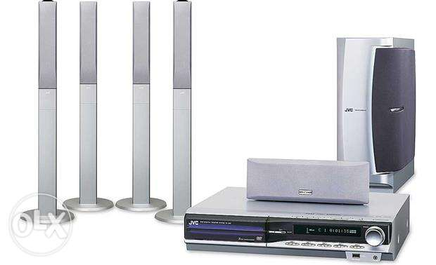 JVC home theater at throw away price