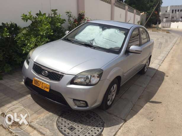 Kia Rio Expat driven 2011 model