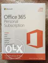 office 365 new unopened pack for sale . serious buyers pls msg us