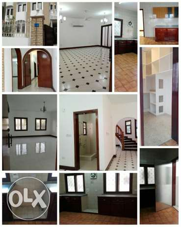 For rent 1) room for family RO170/180 only 2) room sharing OR80 only 3 مسقط -  4