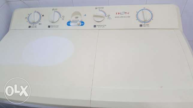 12kg Semi automatic washing machine for sale