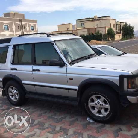Land Rover Discovery 2004 in very good condition