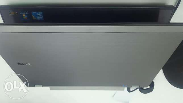 Dell core i5 machine laptop good condition for sale السيب -  3