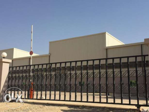 KA 237 Spacious Warehouses in RUSAYL for Rent مسقط -  1