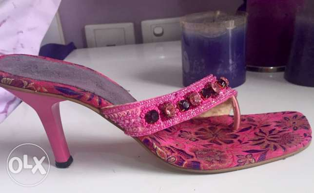 pink in color size 37