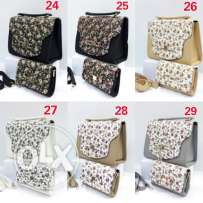handbag sets new for only 7 rials