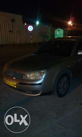 Car for sale ford mondeo 2004