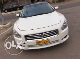 Maxima 2013 full options