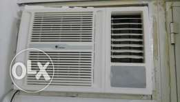 Window 2 Ton AC only 1 year used