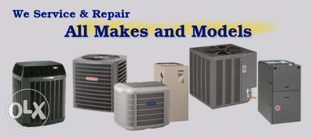 ac repairs and service مسقط -  2