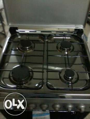 never used cooker range Full safety Turkey made 60 cms daewoo مسقط -  2