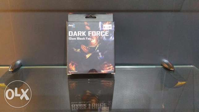 PC Fan Aerocool Dark Force