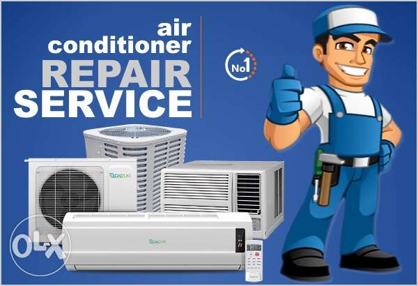 A/C Repair. Fridge Repair and Washing Machine repair