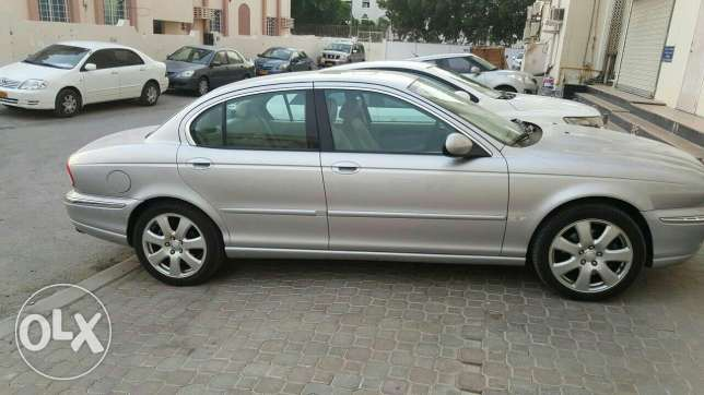 Jaguar X type maintained by MHD