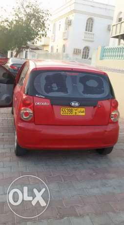 picanto 2010 like new السيب -  1