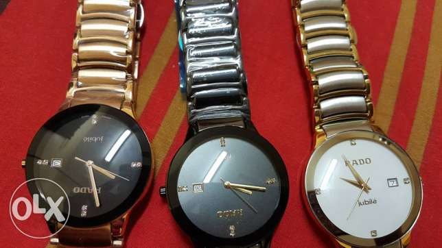 rado watches- gents مسقط -  1