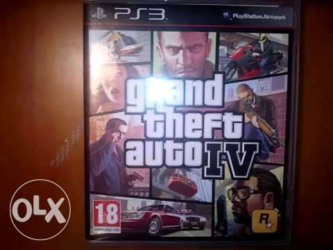 Gta 4 and the club ps3 for 10 rials مسقط -  1