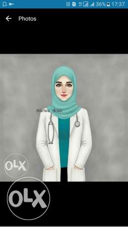 Arabian Dr. pediatrician with 9 years experience looking for job