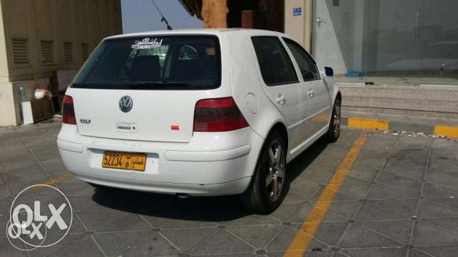 Golf 2001 for sale السيب -  4