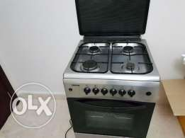Gas Stove with 4 burner