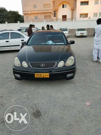 Lexus gs430 for sale urgently مسقط -  1