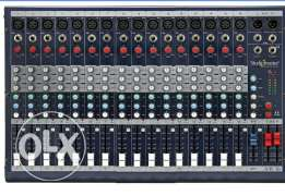 Powered Mixer 18 channel