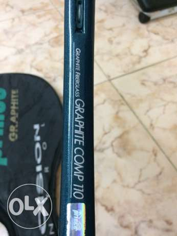Prince Tennis Racket with case مسقط -  2