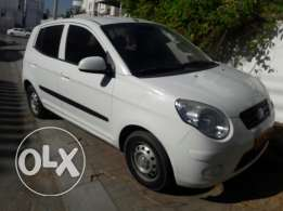2011 kia picanto original paint free accident wothout any problem