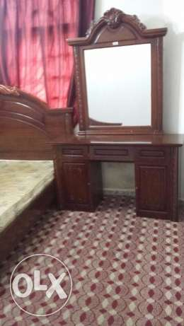 azeba behind sultan center Fully furnished spacious 1 BHK مسقط -  2