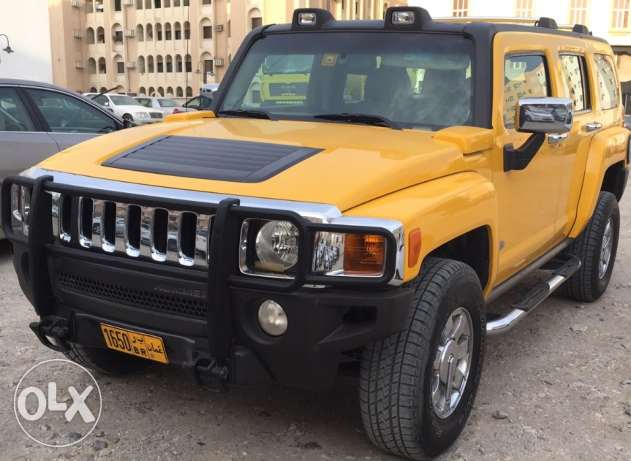 Hummer H3-Immaculate condition مسقط -  4