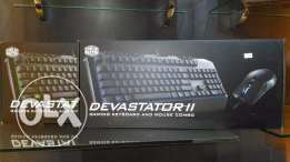 Gaming Keyboard Cooler Master Devastator ll