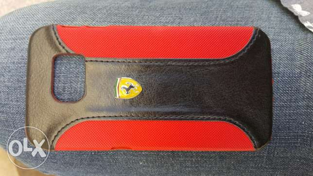 Ferrari case for s6 edge