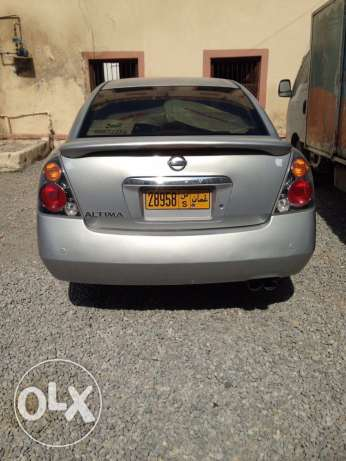 Nissan Altima 2007 good conditions one hand useed car