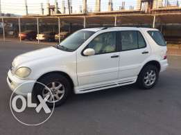 Reduced Price for Urgent sale Mercedes ML350