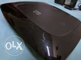 Linksys Cisco adsl modem +WiFi router you can use very good condition