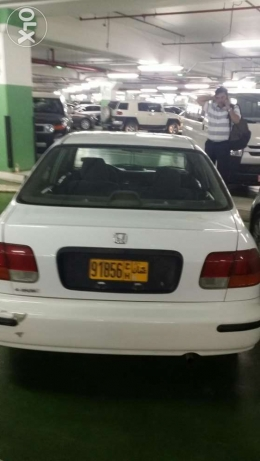 Honda civic 1997 For Sale مسقط -  3