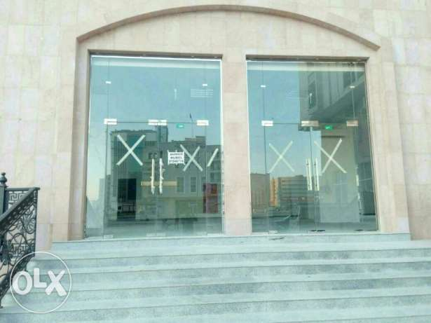 Show room & basement for rent City Centre Salalah