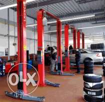 Eid promotion on Launch Car Lift 3.5 TON Stock Limited
